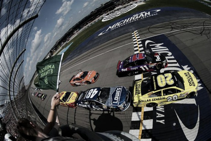 NASCAR Sprint Cup: Pure Michigan 400 at Michigan International Speedway weekend preview