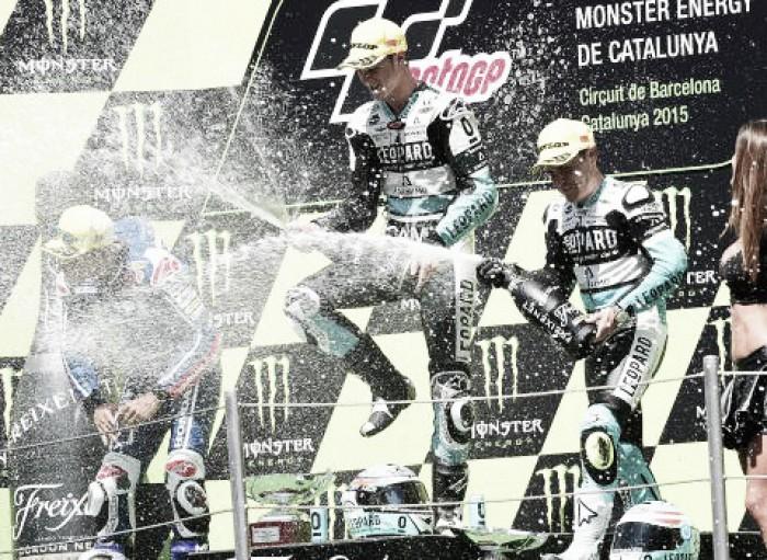 Vuelta al 2015. GP de Cataluña: Kent se reencuentra con la victoria