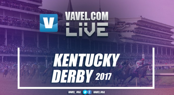 Kentucky Derby Live Results in Horse Racing 2017