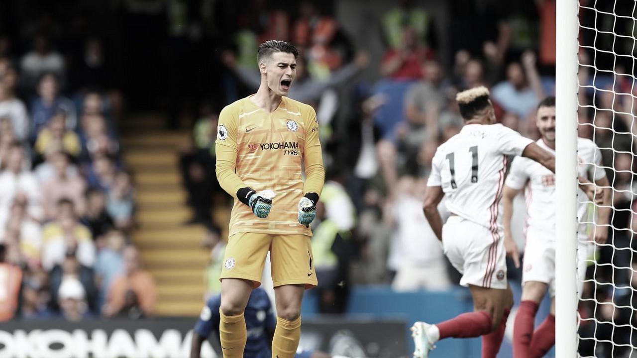 Los goles de Tammy Abraham no sirven para dar la primera victoria en Stamford Bridge