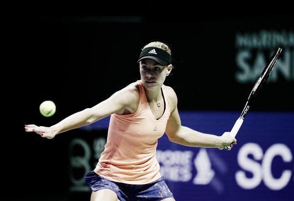 Simona Halep es baja por lesión en el torneo de Moscú