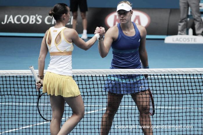 Kerber y Cibulkova, la gran final