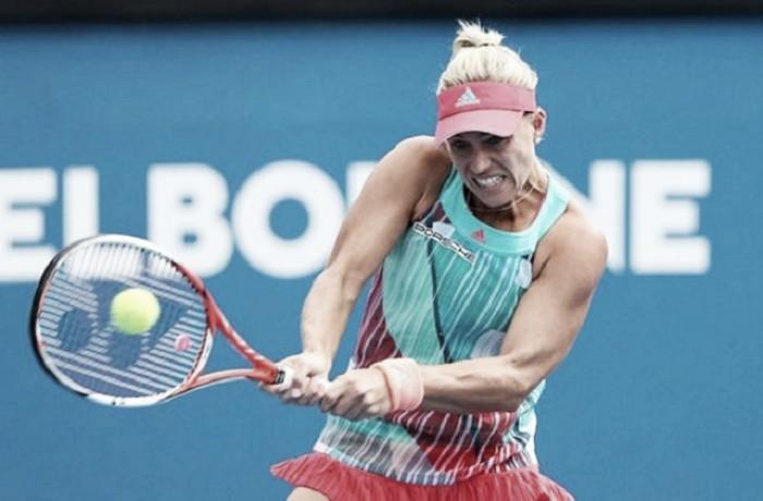 Australian Open 2016, 4° giornata: avanti Kerber e Pliskova, Jankovic ko