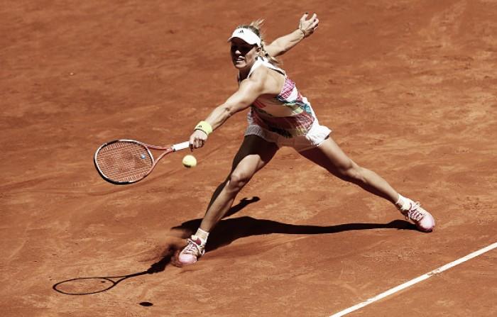 WTA Premier de Madri: eliminações de Radwanska, Kerber e Vinci marcam o primeiro dia