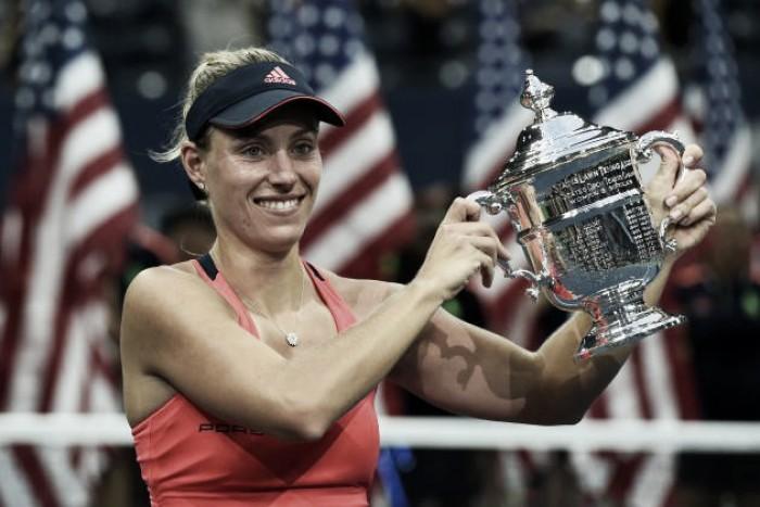 Conheça Angelique Kerber, a nova número do um do mundo e campeã do US Open