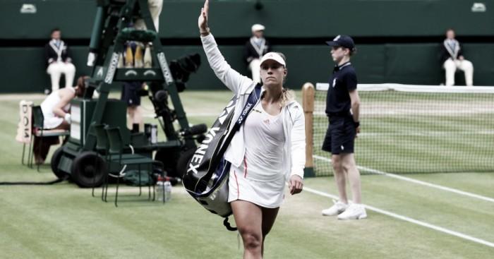 Angelique Kerber rumo ao terceiro Grand Slam no ano