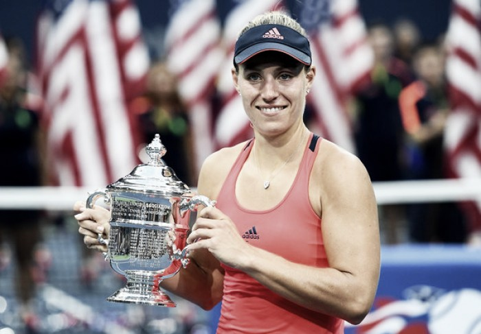 Angelique Kerber will try to be world number one as long as possible
