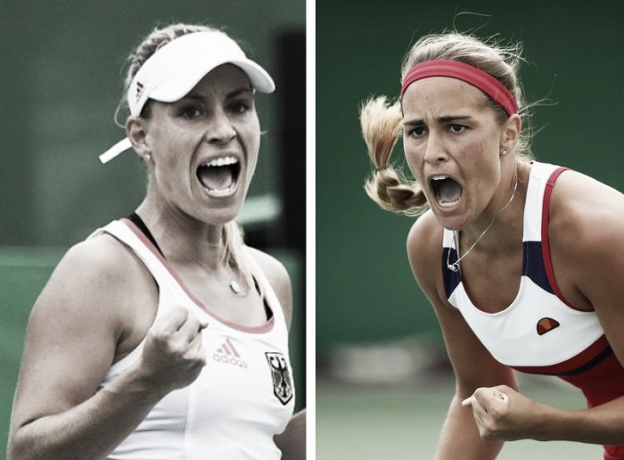 Angelique Kerber x Monica Puig: favorita alemã encara a surpresa de Porto Rico na final da Rio 2016
