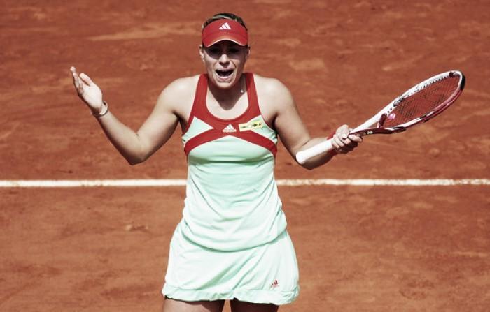 Roland Garros 2016: Kerber em melhor ano da carreira