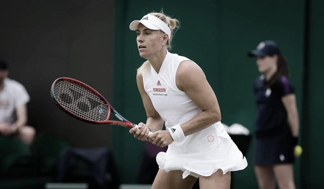 Kerber sobrevive a jogaço contra Sorribes Tormo em Wimbledon; Cirstea surpreende Azarenka