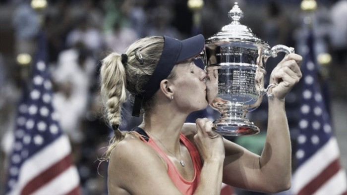US Open 2016: Kerber beats Pliskova to take the title