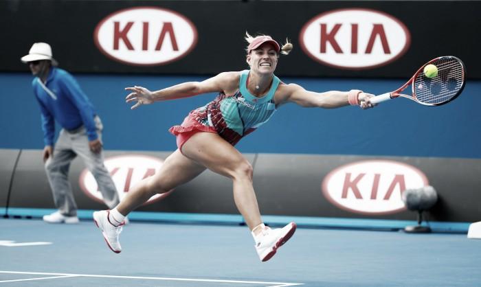 Kerber llega a tercera ronda tras un desahogado partido
