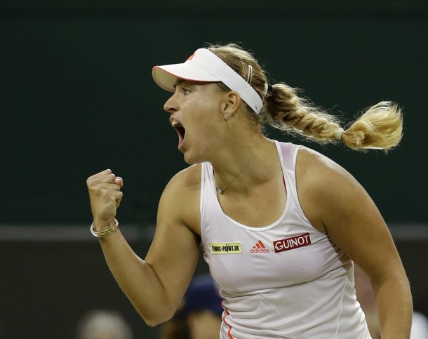 Wimbledon: Serena Williams y Angelique Kerber se meten en semifinales