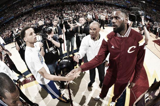 Kerr&Curry, la coppia che vuole fermare LeBron