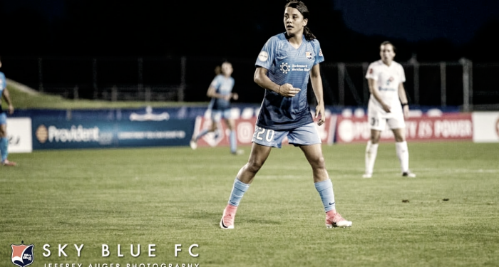 Sky Blue FC vs Boston Breakers preview: Sky Blue fighting for a playoff spot