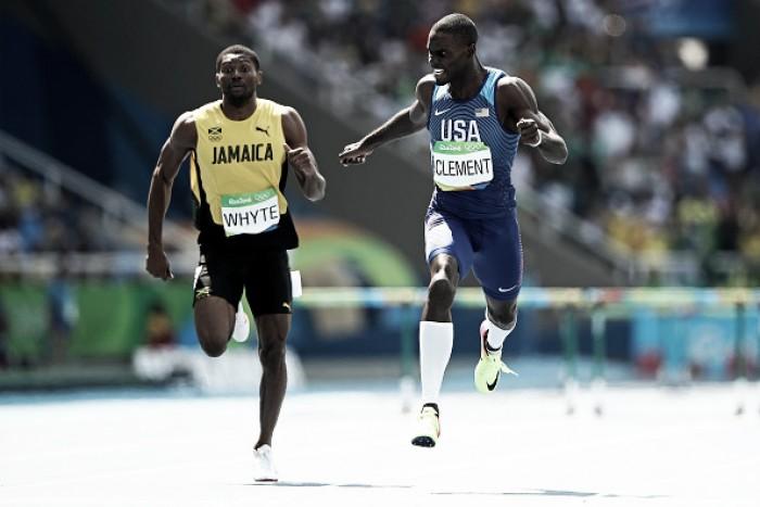 Rio 2016: Clement takes 400m Hurdles Gold