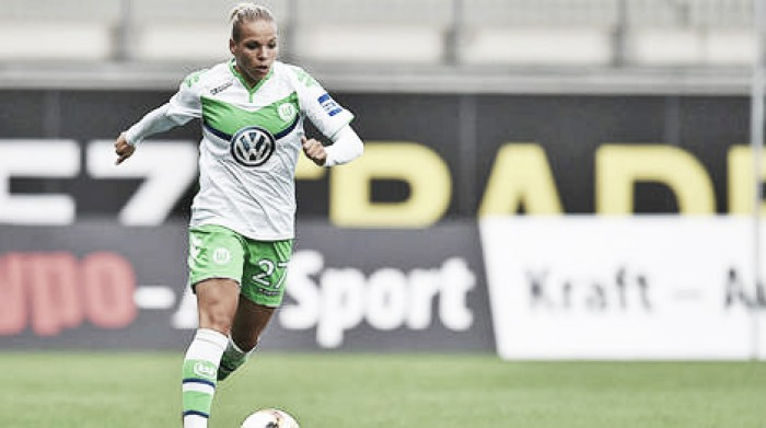 Kerschowski the next to extend her Wolfsburg journey