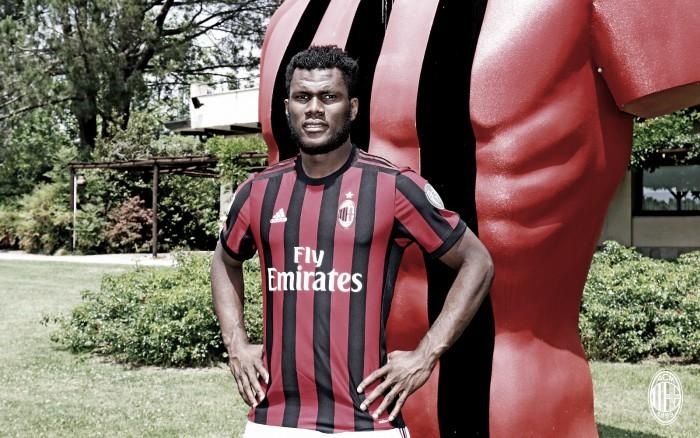 Milan anuncia contratação do meio-campista Kessié, destaque da surpresa Atalanta