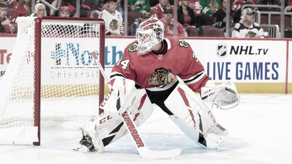 Lankinen surge con los Blackhawks