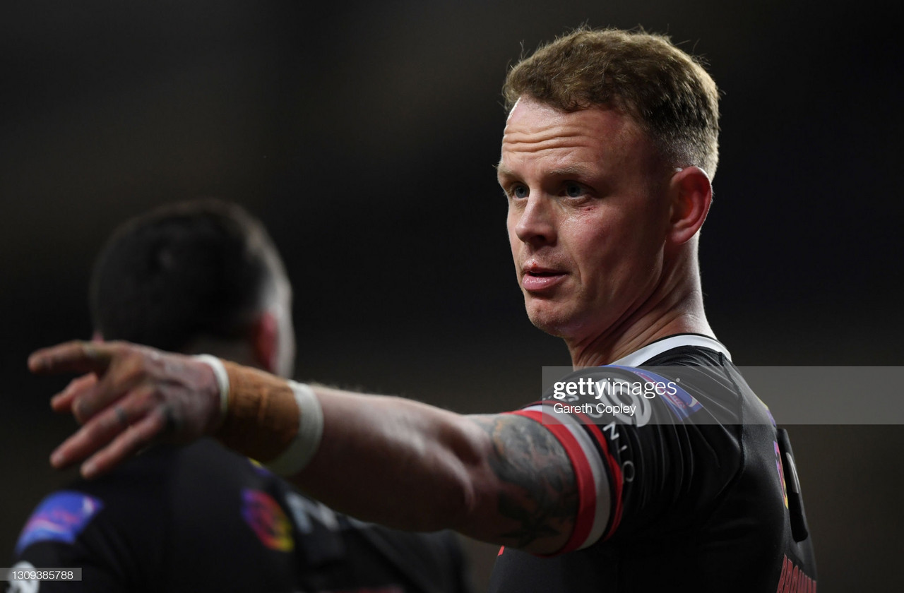 As it happened: Hull FC breeze past Salford to maintain 100% start