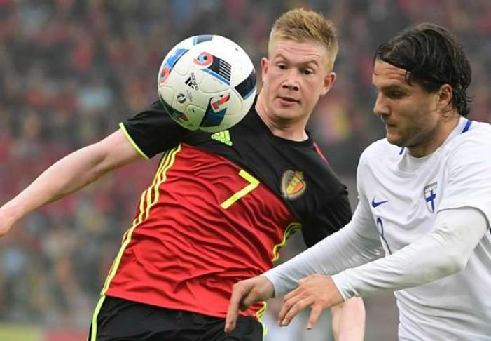 Belgio e Finlandia fanno 1-1: ad Hamalainen risponde Lukaku