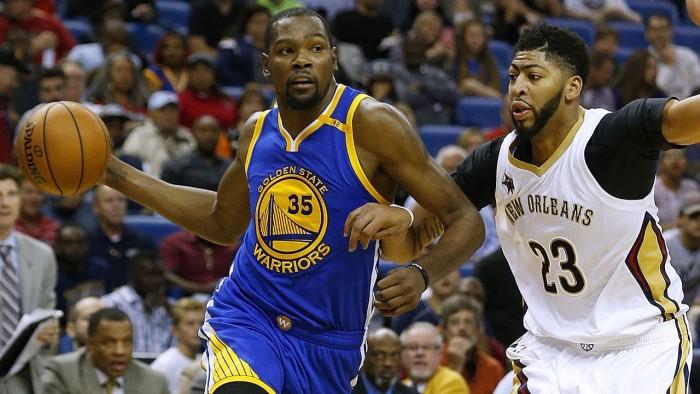 NBA - Golden State si riscatta coi Pelicans, i Lakers cadono a Utah