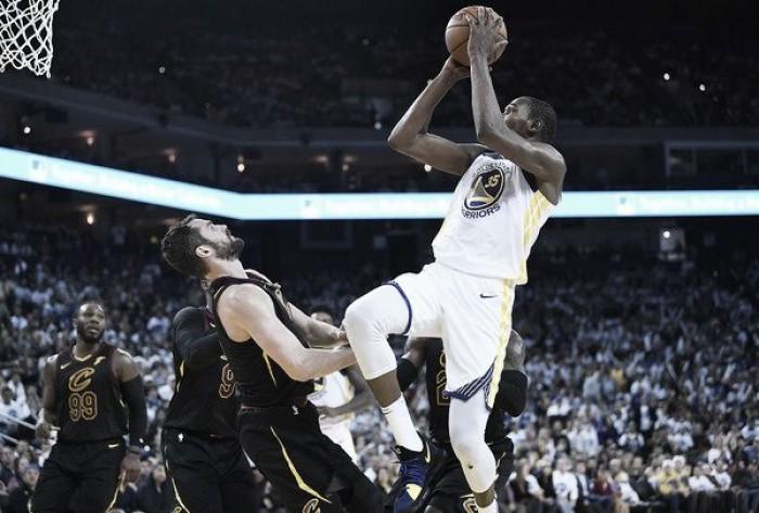 Sólo 25 puntos separan a Kevin Durant de la cifra de los 20.000