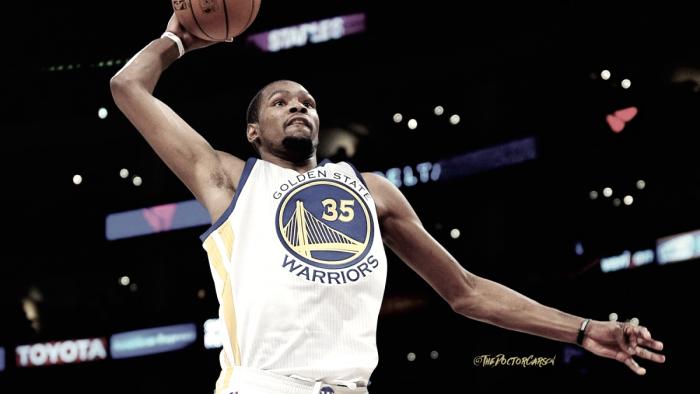"""NBA - Kevin Durant pronto al rientro: """"Quanta sofferenza restare fuori a guardare"""""""