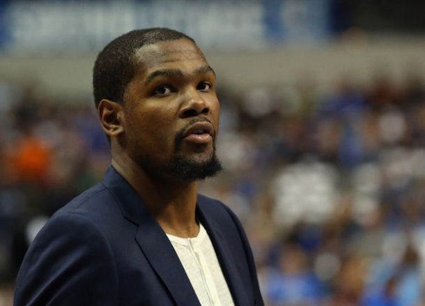 Kevin Durant To Miss Rest Of Season