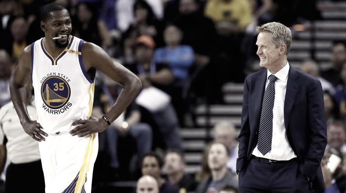 NBA Playoffs: Durant fuori, ma Golden State vince (e convince) ancora