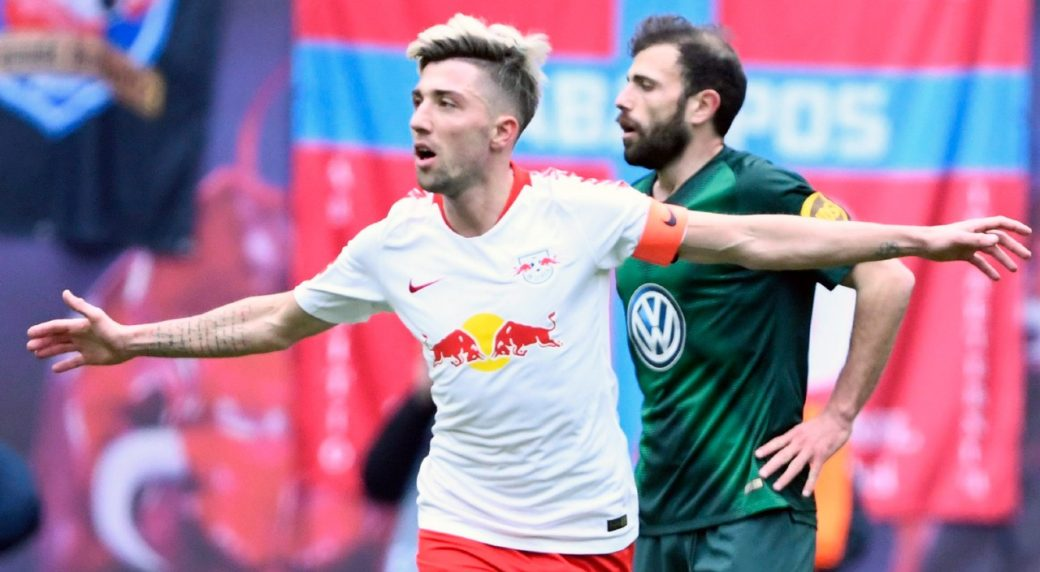 Kevin Kampl Extends RB Leipzig Contract To 2023