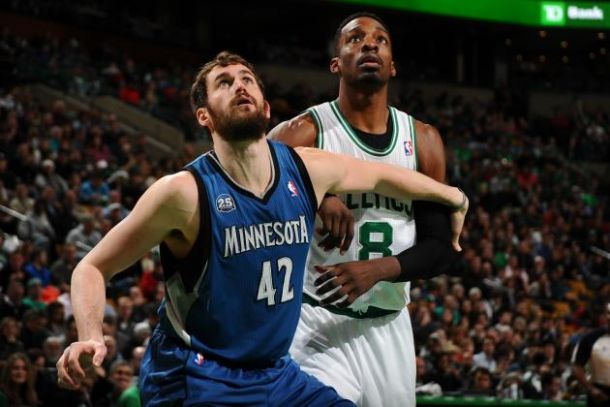 Minnesota Timberwolves Not Interested In Boston's Offer For Kevin Love