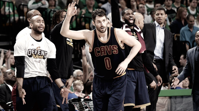 NBA Playoffs: Kevin Love(able)