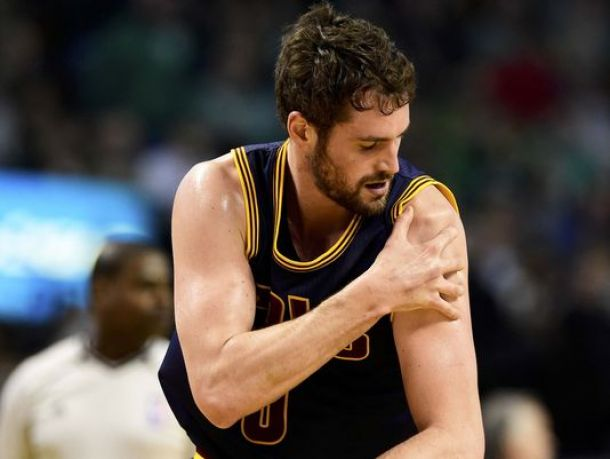Kevin Love Is 'Unlikely To Return At Any Point During The Playoffs'