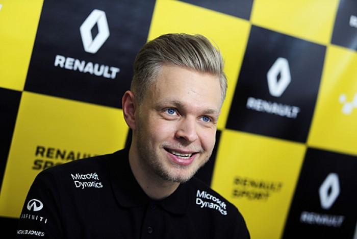 Haas confirma Kevin Magnussen e Romain Grosjean para 2017