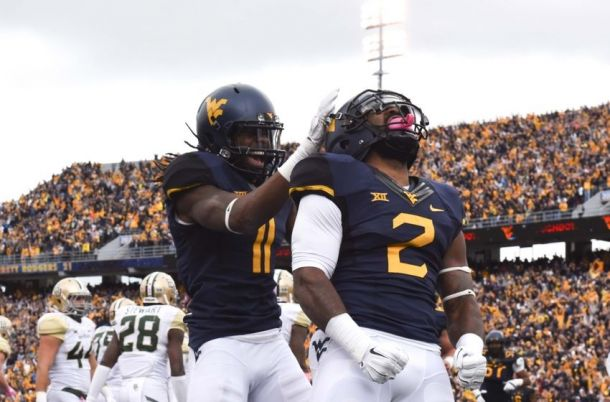 Country Roads Reign: West Virginia Mountaineers Topple #4 Baylor Bears In Morgantown