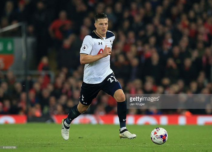 Kevin Wimmer delighted with return to Tottenham's starting XI