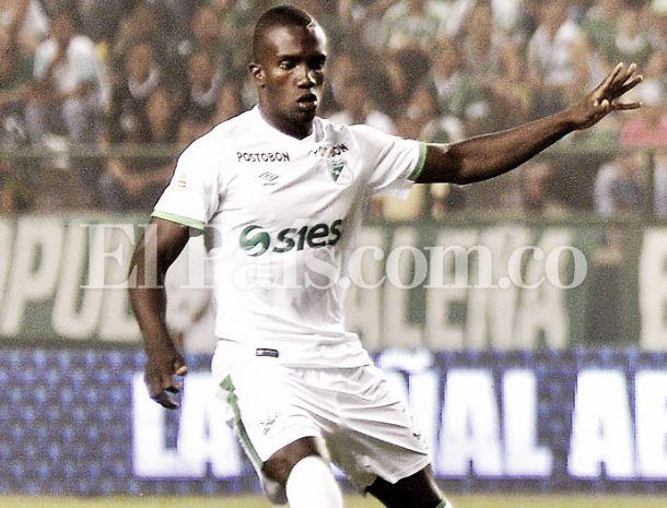 Kevin Balanta se pierde el partido frente al Medellín