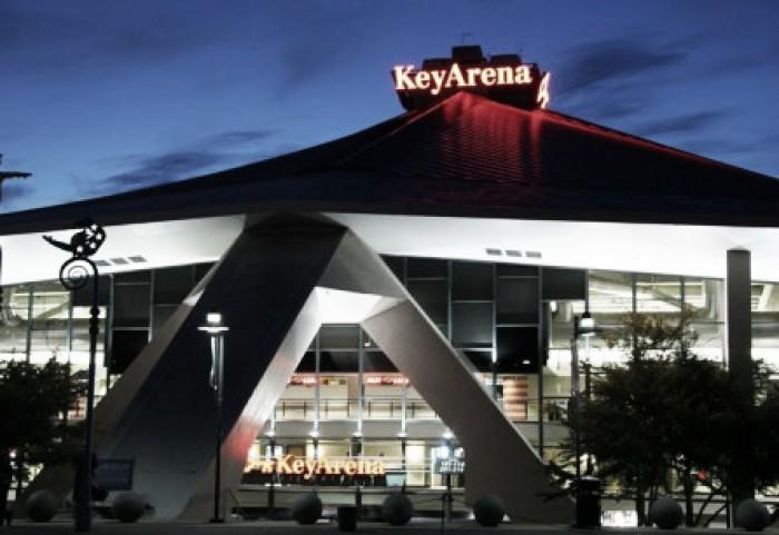 La renovación del Key Arena de Seattle, un paso más cerca