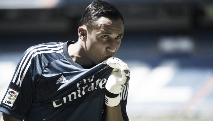 Real Madrid, Keylor Navas è pronto a lasciare