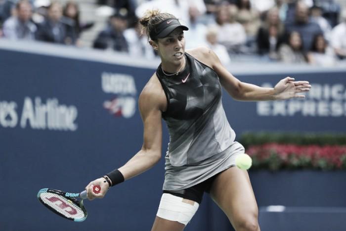 """Madison Keys: """"En Nueva York volví a descubrir mi pasión por el tenis"""""""