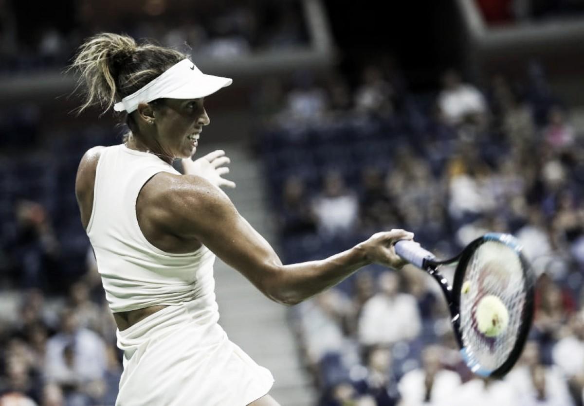Keys confirma favoritismo contra Pera e avança no US Open