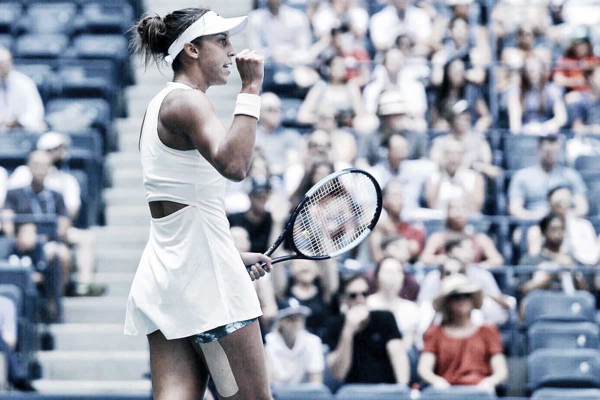 Keys atropela Cibulkova e garante vaga às quartas do US Open
