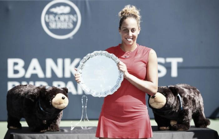 Madison Keys se corona en Stanford
