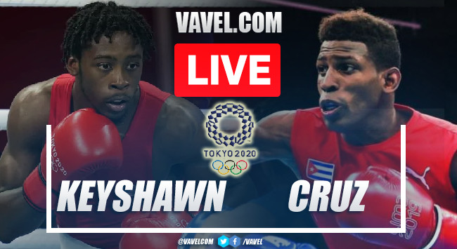 Highlights and Best Moments: Keyshawn Davis vs Andy Cruz in Tokyo 2020