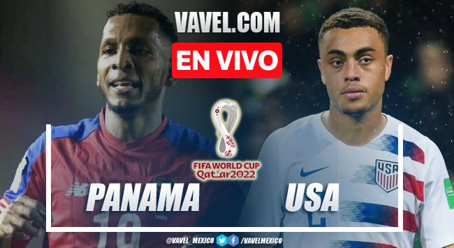Goles y resumen del Panamá 1-0 Estados Unidos en Eliminatorias CONCACAF 2022