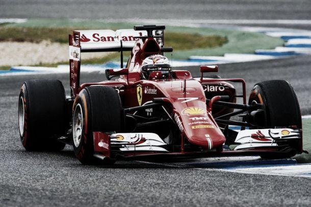 Teste em Jerez - Dia 4: Kimi Räikkönen lidera com Ferrari