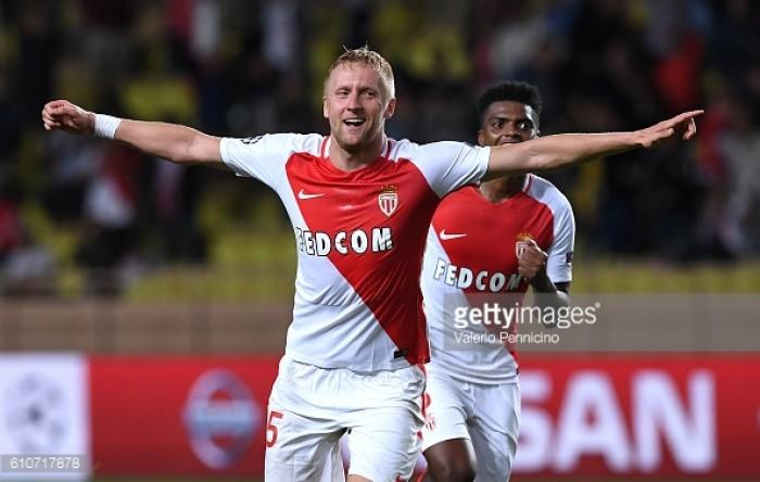 AS Monaco 1-1 Bayer Leverkusen: Glik stunner saves hosts as Leverkusen draw again