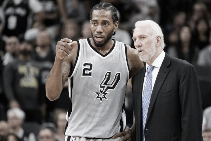 NBA, Gregg Popovich orgoglioso della stagione dei suoi San Antonio Spurs