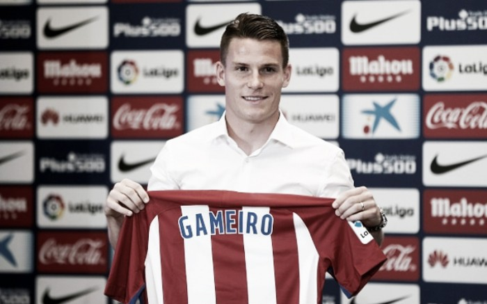 Kevin Gameiro completes Atlético Madrid switch for £27m